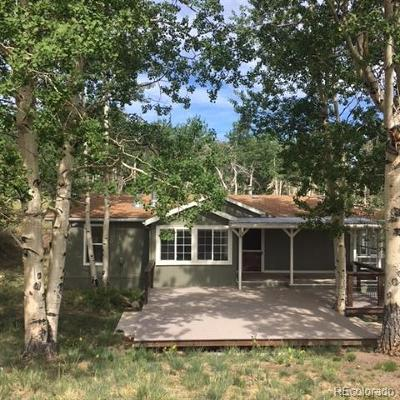 Hartsel Single Family Home Active: 7922 Ranch Road
