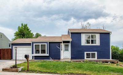 Thornton Single Family Home Active: 11827 Bellaire Circle