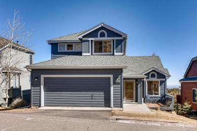 Golden Single Family Home Under Contract: 24055 High Meadow Drive