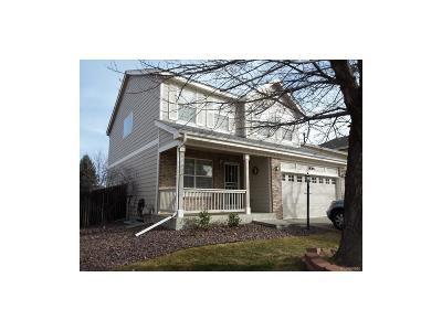 Aurora, Denver Single Family Home Active: 18705 East Crestridge Drive