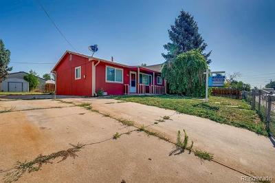 Denver Single Family Home Active: 2735 West Hillside Avenue