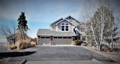 Thornton Single Family Home Under Contract: 14775 Uinta Street
