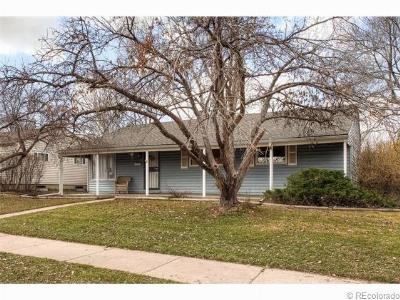 Single Family Home Sold: 3201 South Holly Street