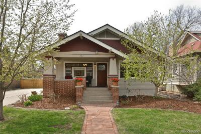 Longmont Single Family Home Active: 523 Bowen Street