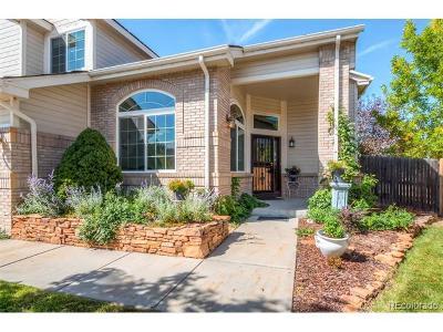 Lone Tree Single Family Home Under Contract: 7457 La Quinta Bay