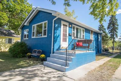 Lafayette Single Family Home Active: 402 West Geneseo Street