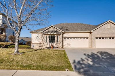 Highlands Ranch Condo/Townhouse Under Contract: 9137 Woodland Drive
