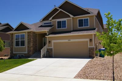 Berthoud Single Family Home Under Contract: 1521 Woodcock Street