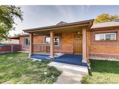 Thornton Single Family Home Active: 9401 Rose Court