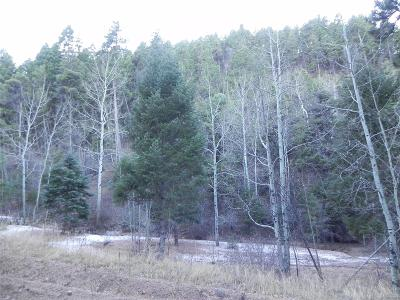 Larkspur CO Residential Lots & Land Active: $25,000