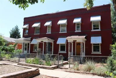 Condo/Townhouse Active: 3035 Gilpin Street