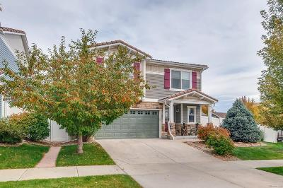 Denver CO Single Family Home Under Contract: $350,000
