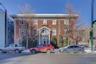 Condo/Townhouse Active: 325 East 18th Avenue #306