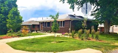 Denver Single Family Home Active: 2955 East Colorado Avenue