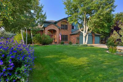 Longmont Single Family Home Under Contract: 4664 Palmer Court