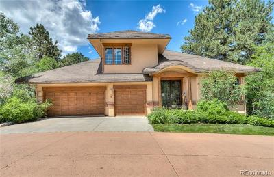 Castle Rock Single Family Home Active: 4419 Orofino Court