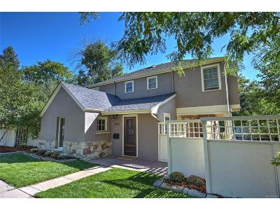 Boulder Single Family Home Active: 3076 9th Street