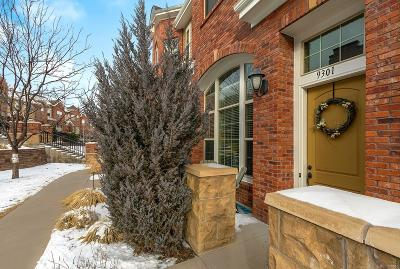 Lone Tree Condo/Townhouse Under Contract: 9301 Kornbrust Circle