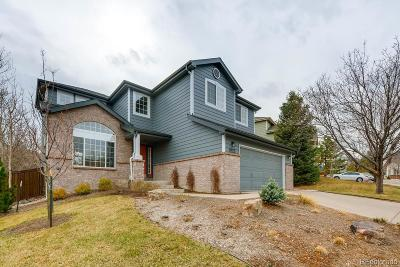 Highlands Ranch Single Family Home Under Contract: 9225 Lark Sparrow Drive