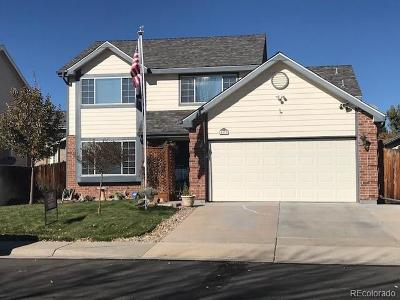 Adams County Single Family Home Active: 4475 East 128th Place