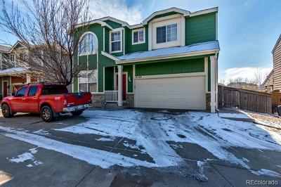 Commerce City Single Family Home Active: 9748 Joliet Circle