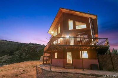 Longmont Single Family Home Active: 2275 Stone Canyon Road
