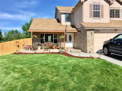 Broomfield Single Family Home Under Contract: 2768 Fernwood Circle