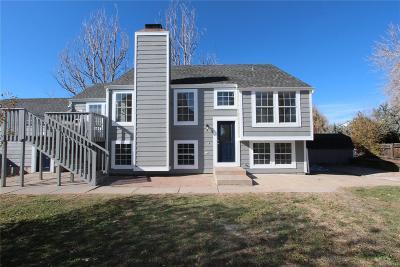 Denver Single Family Home Active: 15175 East 46th Avenue