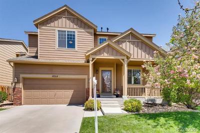 Commerce City Single Family Home Active: 10514 Salem Court