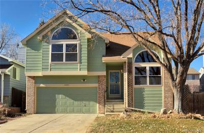 Thornton Single Family Home Under Contract: 10693 Madison Street
