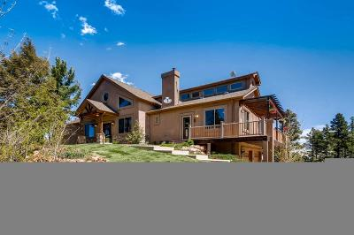 Larkspur CO Single Family Home Under Contract: $664,900
