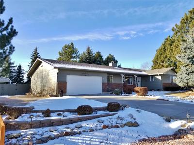 Loveland Single Family Home Active: 1824 Rolling View Drive