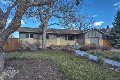 Boulder Single Family Home Active: 3510 16th Street