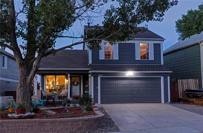 Littleton CO Single Family Home Under Contract: $349,900