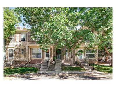 Centennial Condo/Townhouse Under Contract: 2753 East Nichols Circle