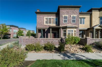 Highlands Ranch Condo/Townhouse Sold: 880 Brookhurst Avenue #C