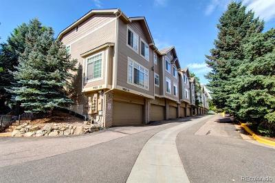 Centennial Condo/Townhouse Active: 5555 East Briarwood Avenue #2401