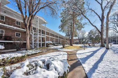 Denver Condo/Townhouse Active: 6800 East Tennessee Avenue #371