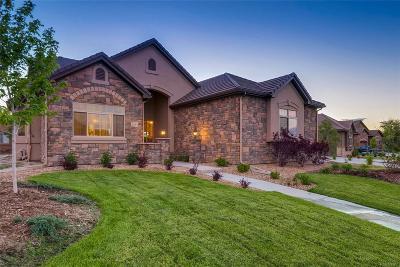 Wheat Ridge Single Family Home Under Contract: 3325 Quail Court