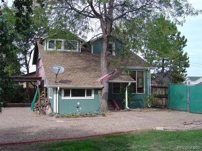 Lakewood Single Family Home Active: 1325 South Reed Street