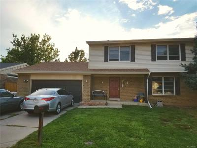 Single Family Home Active: 1289 South Blackhawk Way