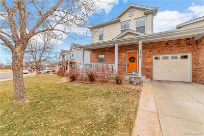 Thornton Condo/Townhouse Under Contract: 3340 East 123rd Drive