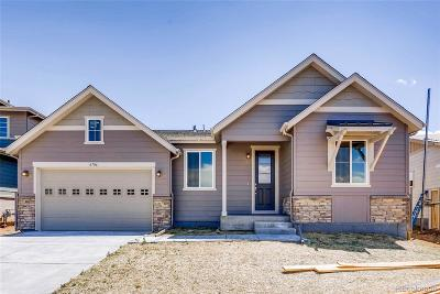 Single Family Home Active: 6786 West Evans Avenue