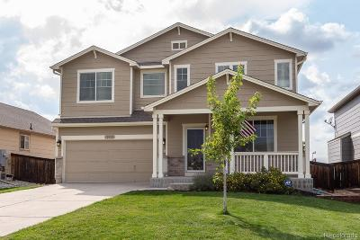 Parker Single Family Home Active: 12521 South Sopris Creek Drive