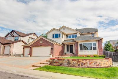 Highlands Ranch Single Family Home Active: 9159 South Princeton Street