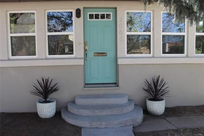Single Family Home Under Contract: 2066 South Humboldt Street