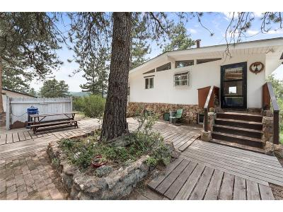 Indian Hills Single Family Home Under Contract: 22937 Pawnee Road