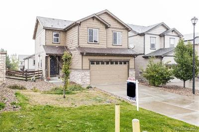 Aurora Single Family Home Active: 4825 South Picadilly Court