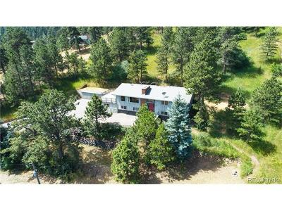 Golden Single Family Home Under Contract: 9017 Ute Drive