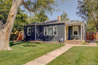 Single Family Home Under Contract: 2590 South Williams Street